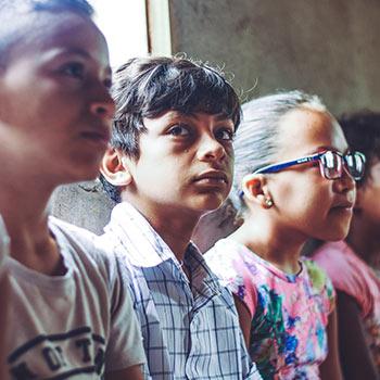 Nota Pública pela garantia do Direito Alimentar de Crianças com aulas suspensas.