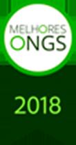 Selo Prêmio Melhores ONGs para se doar - 2018