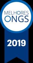 Selo Prêmio Melhores ONGs para se doar - 2019