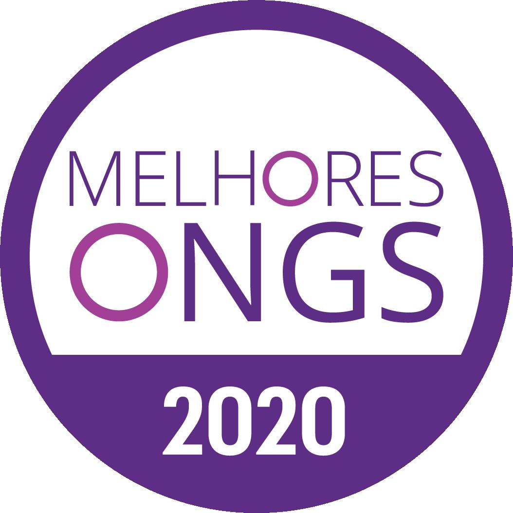 Selo Prêmio Melhores ONGs - 2020