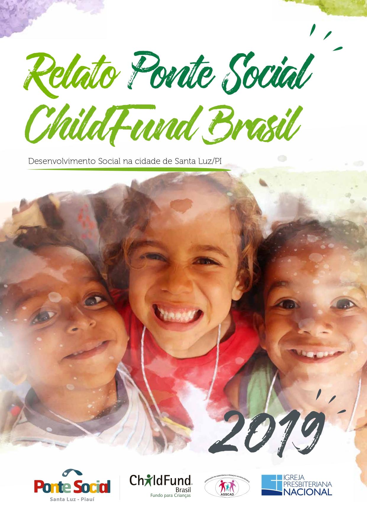 Relato Ponte Social - Santa Luz 2019